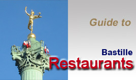 Restaurants - Brasserie, bistros & gourmet tables in Bastille area - Le Marais - Place des Vosges