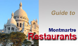 Guide to Montmartre restaurants - Where to eat - Avoid tourists only places